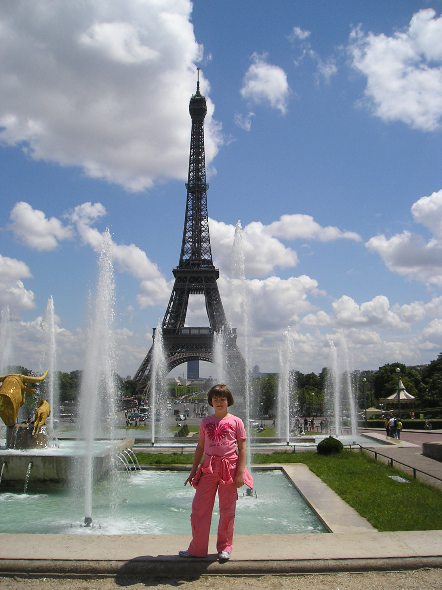 В париж и диснейленд в июне 2009 г